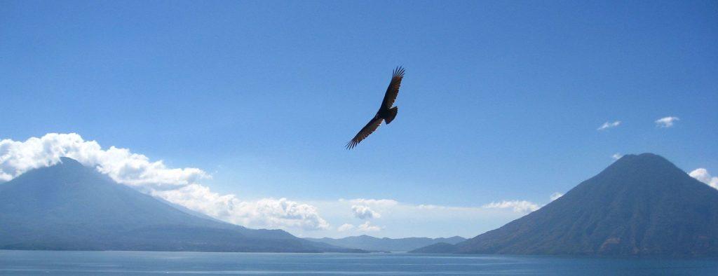 Lake Atitlán Sky